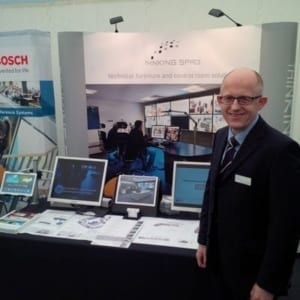 Thinking Space exhibiting at Aucso 2014