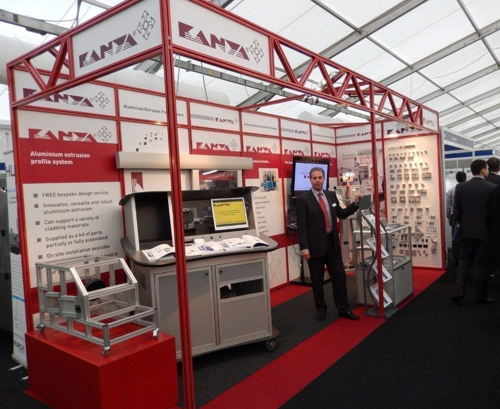About Thinking Space Systems - kanya at exhibitions
