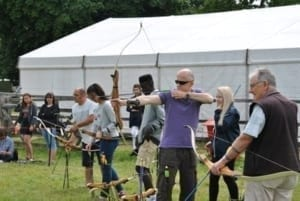 Archery at Beaulieu