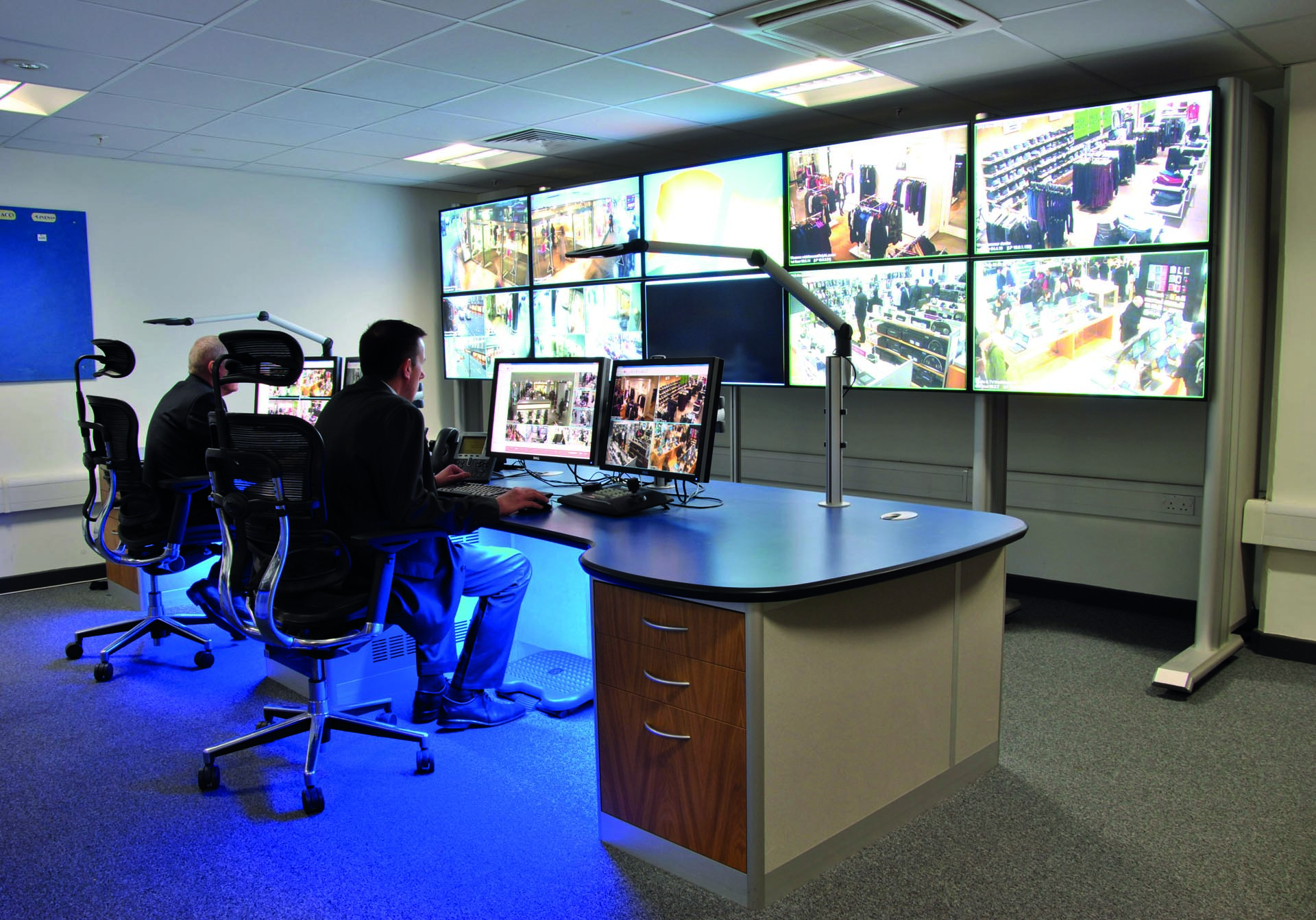 control room furniture john lewis thinking space systems