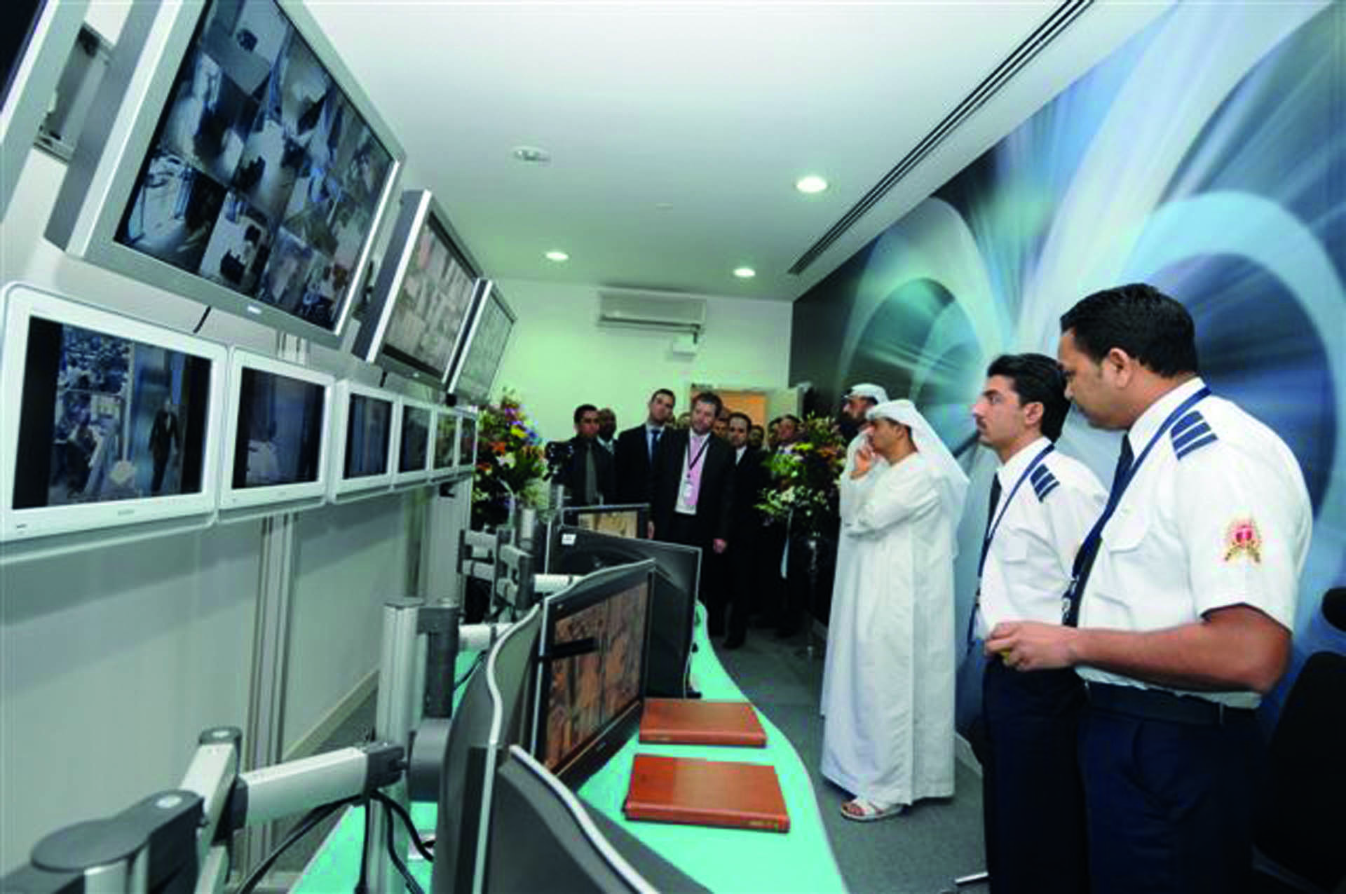 control room furniture middle east