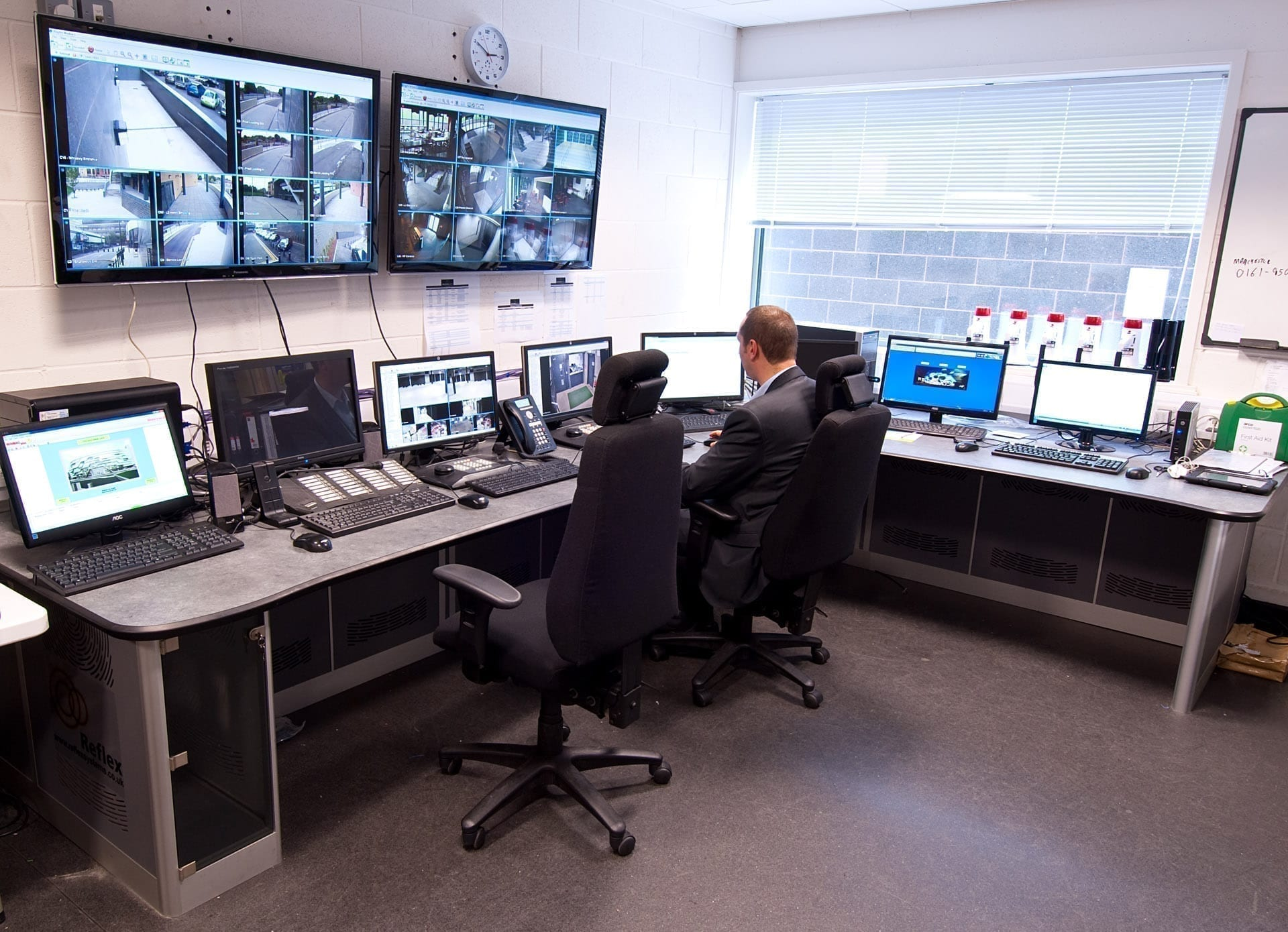 case study glasgow operations centre On control room design jobs