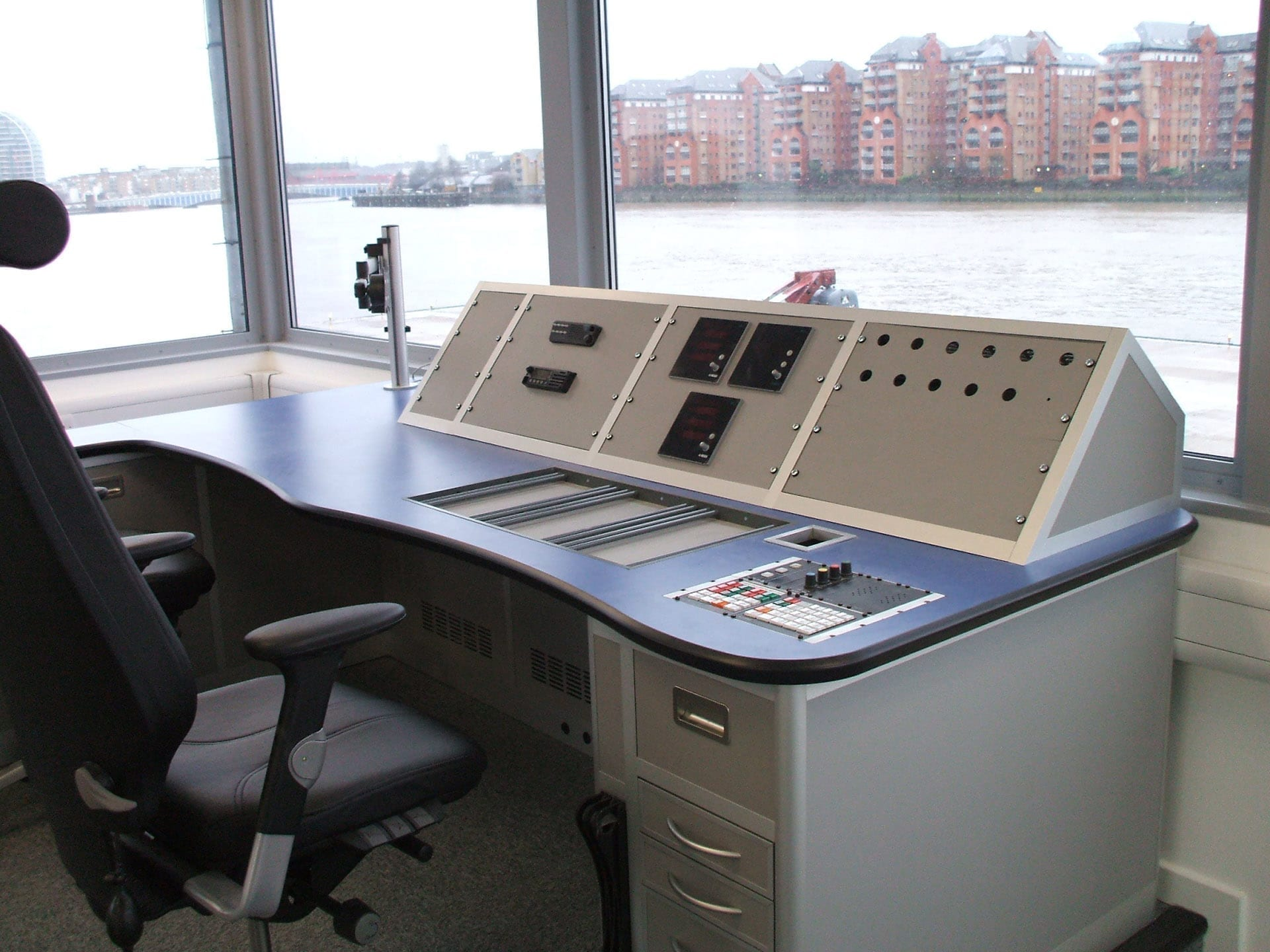 heliport atc console solution thinking space