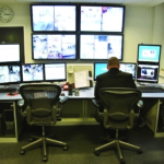 security control room_LSBU