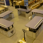 Cleveland Fire height adjustable consoles