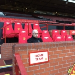 Neil gets put on the bench