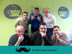 hairy lip squad final week