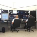Malta ATC Completed Radar Consoles in Ops Room by Thinking Space Systems