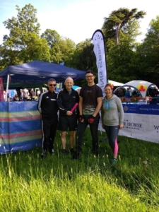 romsey-relay-2018 early birds