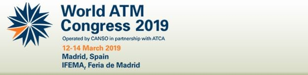 World ATM Congress 2019 Logo