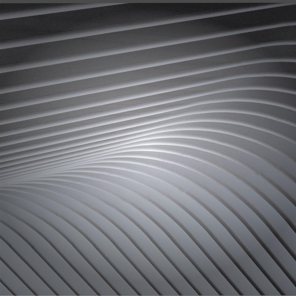Grey Leaf Effect Pattern