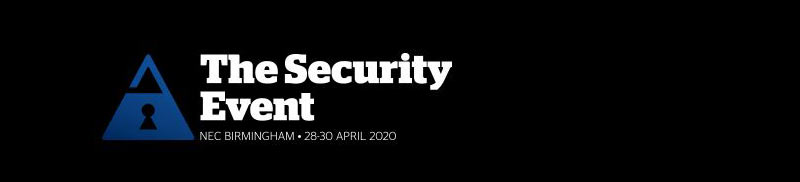 the security event banner