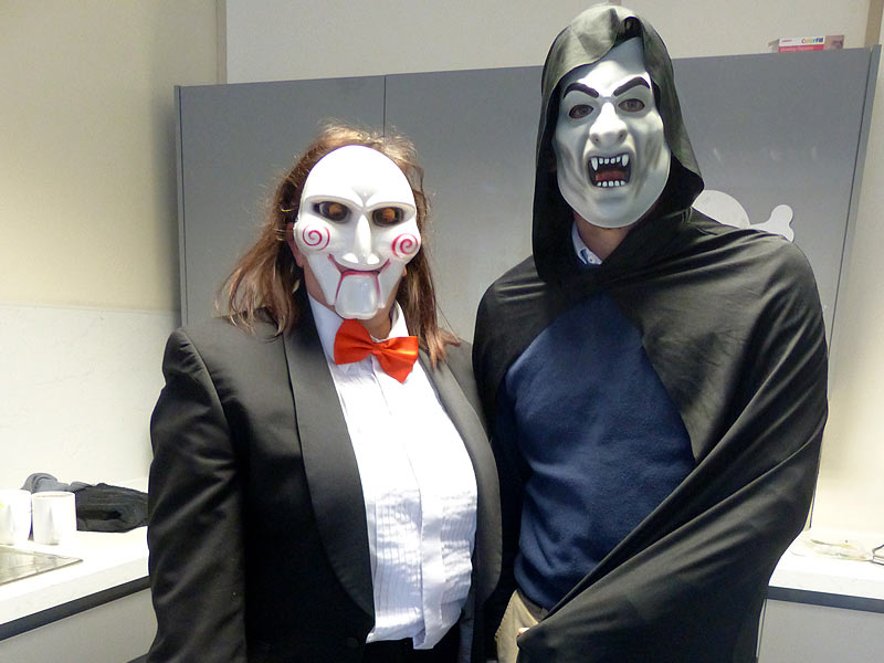 scary colleagues